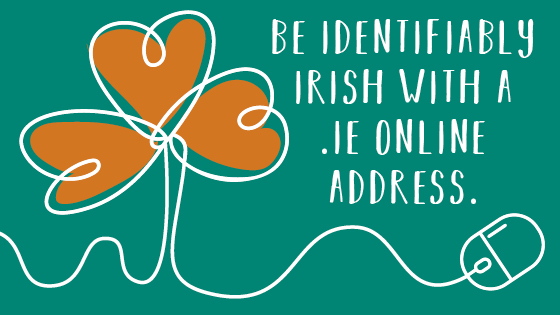 Be identifiably Irish