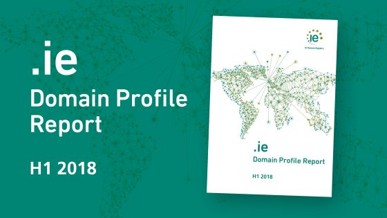 .ie Domain Profile Report H1 2018