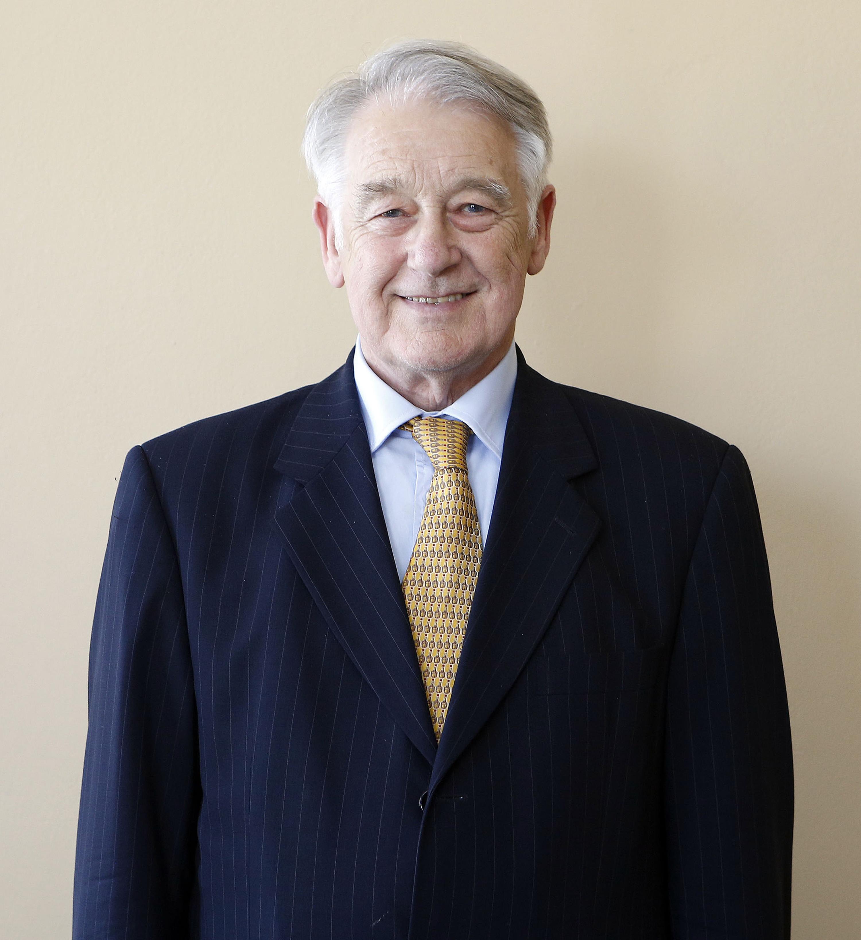 Jim Joyce (Chairman)