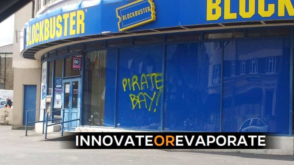 innovate-or-evaporate