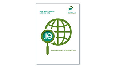 Annual Report 2015 Cover