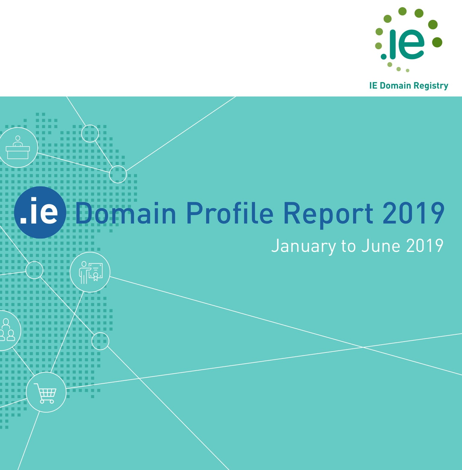 Ireland's country domain .ie grows 40% in five years, fuelled by registration rule change, a buoyant economy, Brexit and social network limitations