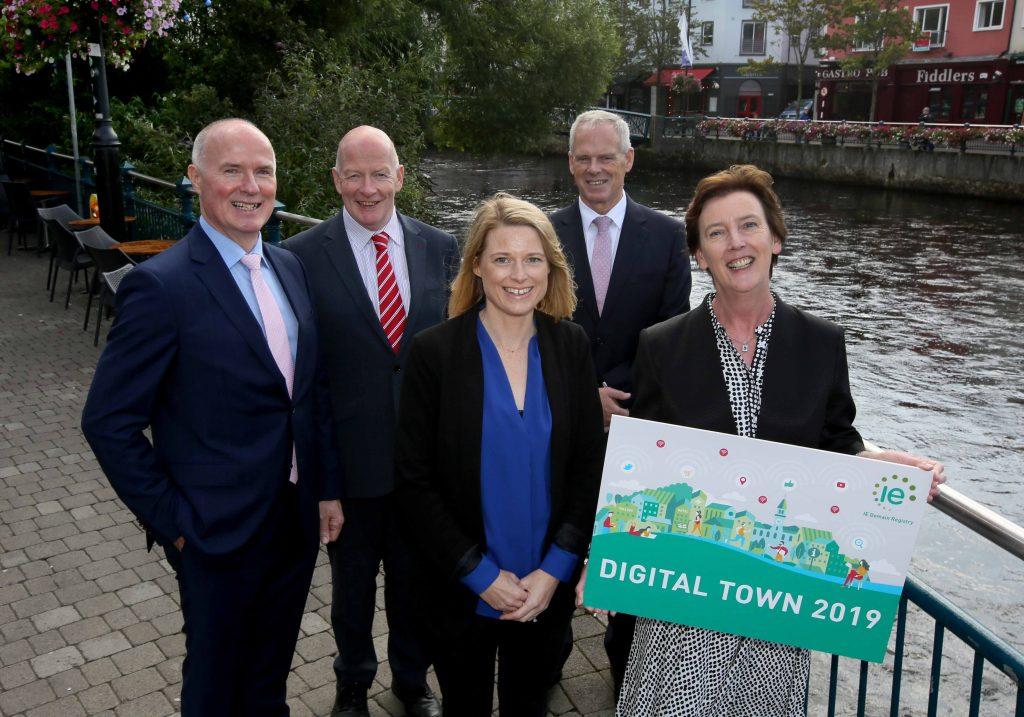 David Curtin, John Reilly, Cleo Devaney, Ciarán Hayes and Oonagh McCutcheon