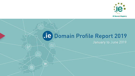 .ie Domain Profile Report 2019 H1 Cover