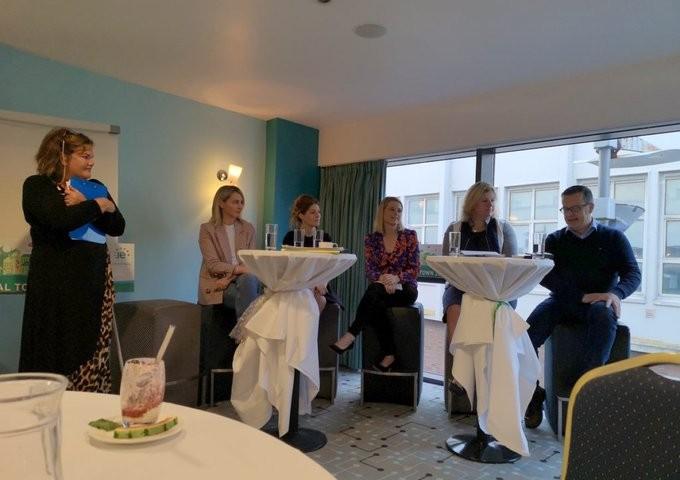 IE Domain Registry - Digital Town Sligo - Breakfast Bytes