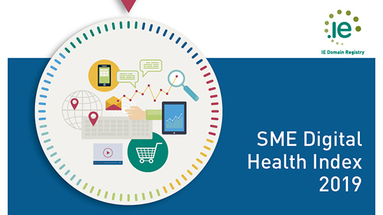 SME Digital Health Index 2019 Cover