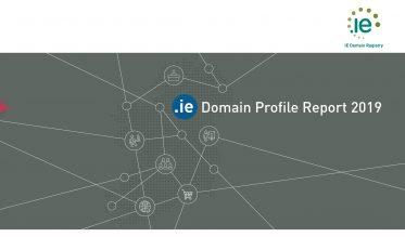 .ie Domain Profile Report 2019 cover