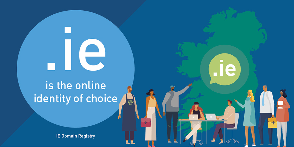 .ie is the online identity of choice